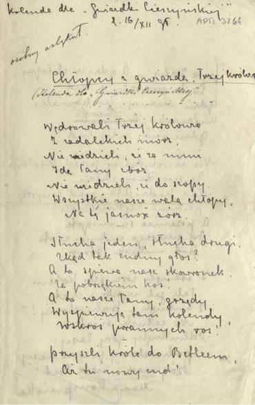 maria-konopnicka-kolenda-dla-gwiazdki-cieszynskiej