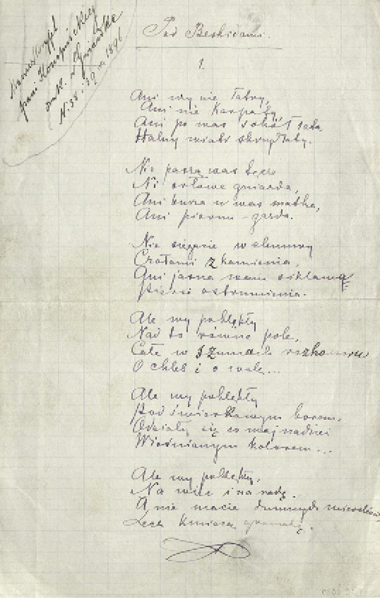 Ekspozycje Strona 2 Cieszyn 1918 Polski My Naród