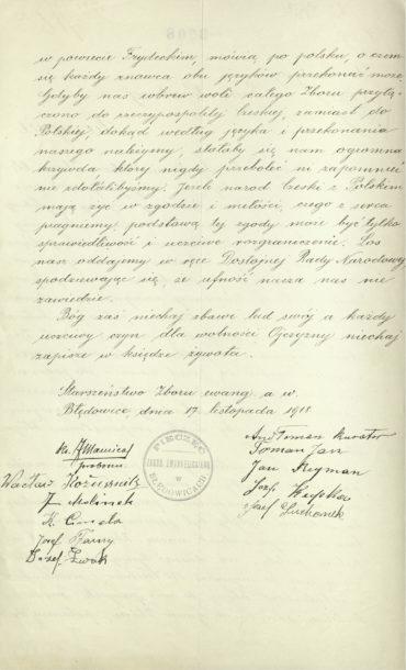 pismo-starszenstwa-zboru-ewangelickiego-w-bledowicach-2