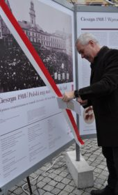 2017 Cieszyn 1918 Wystawa planszowa 11 11 LB (58)